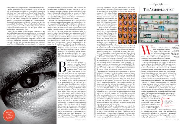 Article Preview: THE WARHOL EFFECT, October 2012 2012 | Vanity Fair