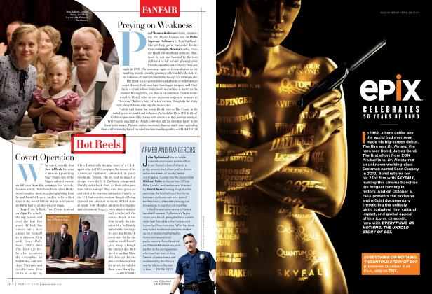 Article Preview: ARMED AND DANGEROUS, October 2012 2012   Vanity Fair