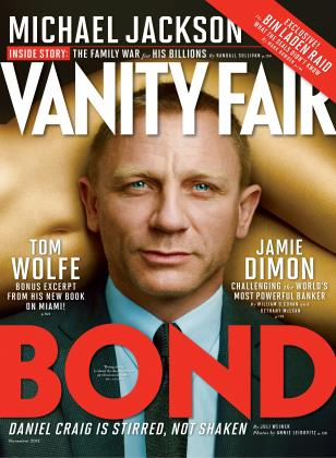 November 2012 | Vanity Fair