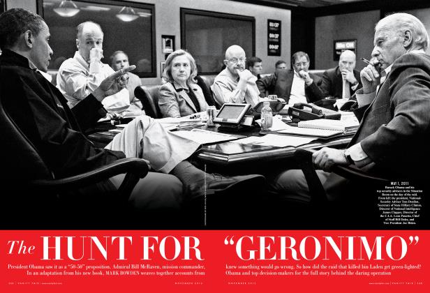 """Article Preview: The HUNT FOR """"GERONIMO"""", November 2012 2012 
