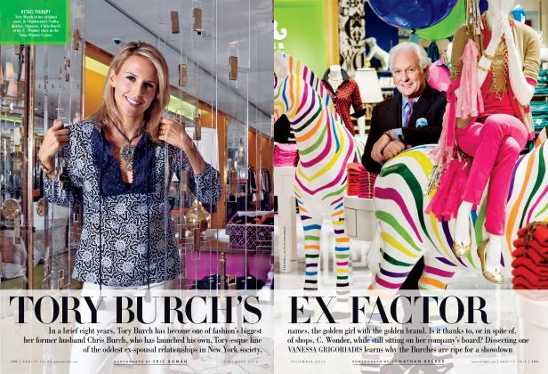 Article Preview: TORY BURCH'S EX FACTOR, December 2012 2012 | Vanity Fair