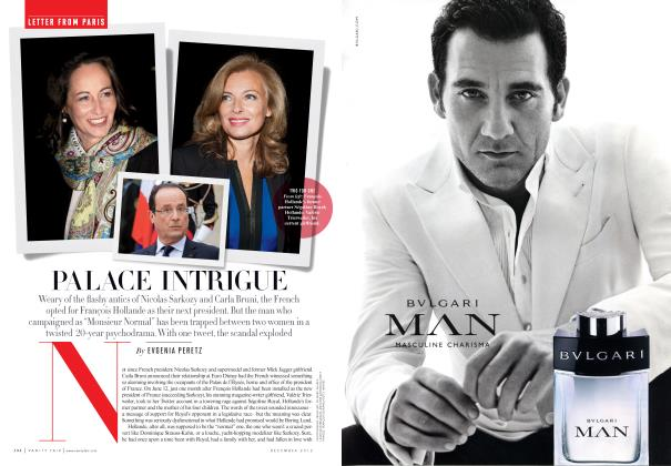 Article Preview: PALACE INTRIGUE, December 2012 | Vanity Fair