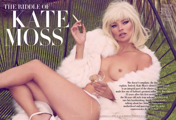 Article Preview: THE RIDDLE OF KATE MOSS, December 2012 2012 | Vanity Fair