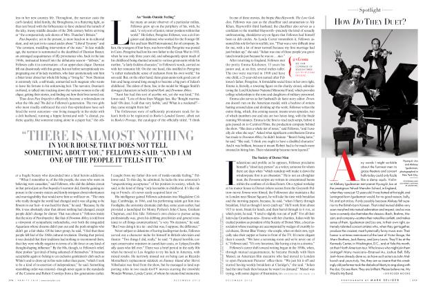 Article Preview: How Do THEY DUET?, December 2012 2012 | Vanity Fair