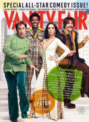 January 2013 | Vanity Fair
