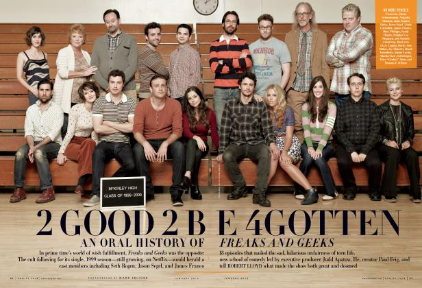 Article Preview: 2 GOOD 2 BE 4GOTTEN, January 2013 2013 | Vanity Fair