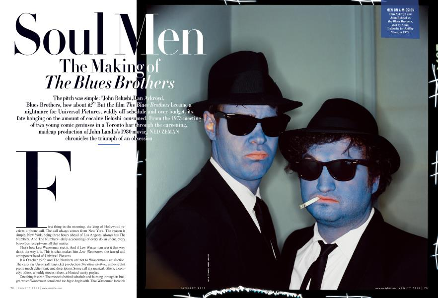 Soul Men The Making of The Blues Brothers
