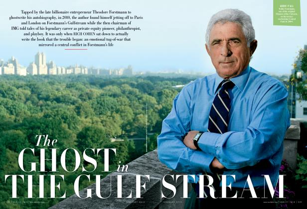 Article Preview: The GHOST in THE GULF STREAM, February 2013 | Vanity Fair