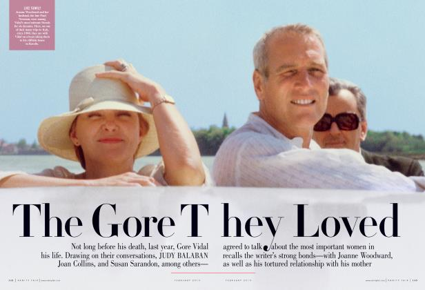 Article Preview: The Gore They Loved, February 2013 | Vanity Fair