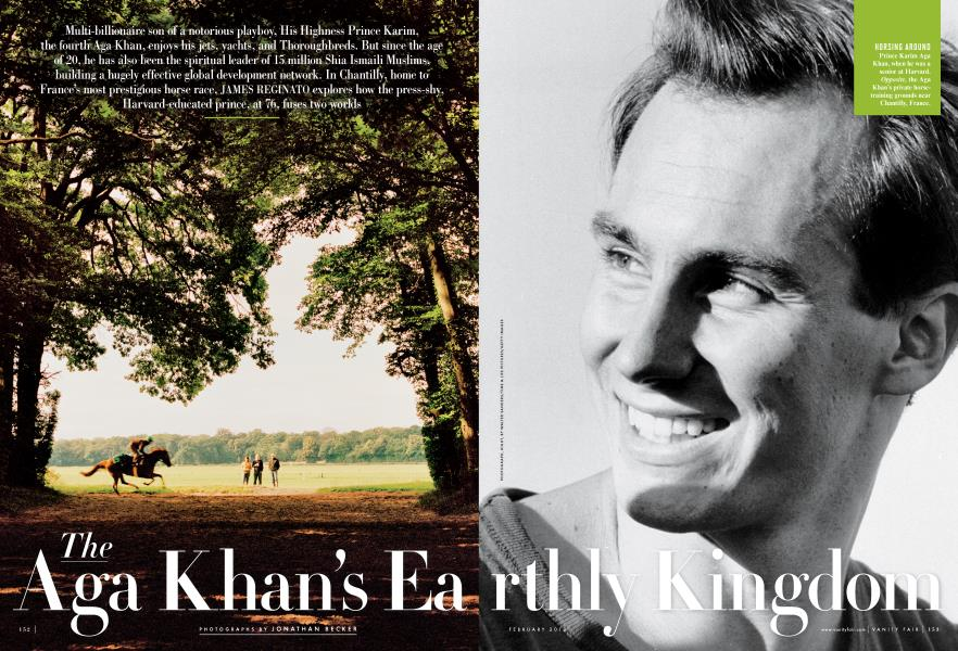 The Aga Khan's Earthly Kingdom