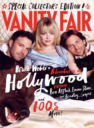 March 2013 | Vanity Fair