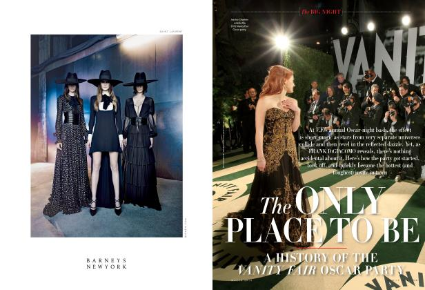 Article Preview: The ONLY PLACE TO BE, March 2013 2013 | Vanity Fair