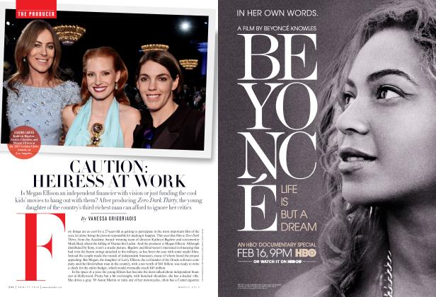 Article Preview: CAUTION: HEIRESS AT WORK, March 2013 2013 | Vanity Fair