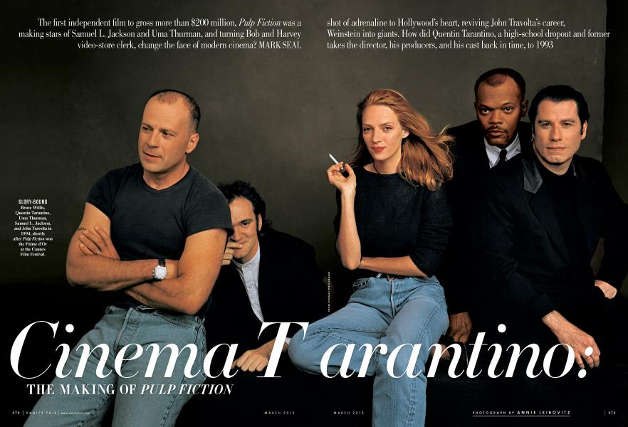 Cinema Tarantino