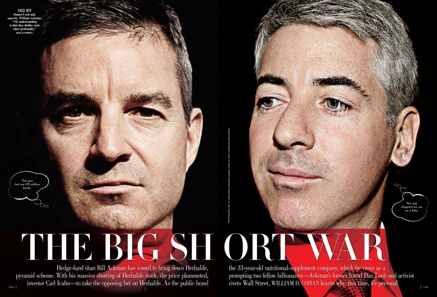 THE BIG SHORT WAR