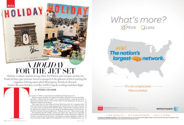 Article Preview: A HOLIDAY FOR THE JET SET, May 2013 2013 | Vanity Fair
