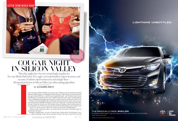 Article Preview: COUGAR NIGHT IN SILICON VALLEY, May 2013 2013 | Vanity Fair