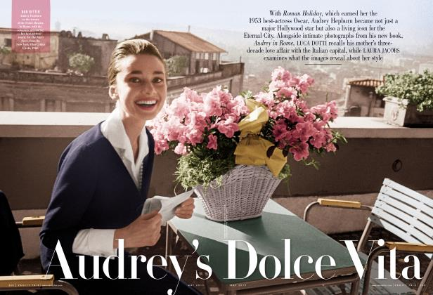 Audrey's Dolce Vita