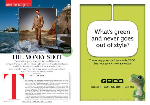 Article Preview: THE MONEY SHOT, June 2013   Vanity Fair