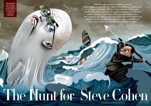 The Hunt for Steve Cohen
