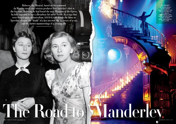 Article Preview: The Road to Manderley, June 2013 2013 | Vanity Fair