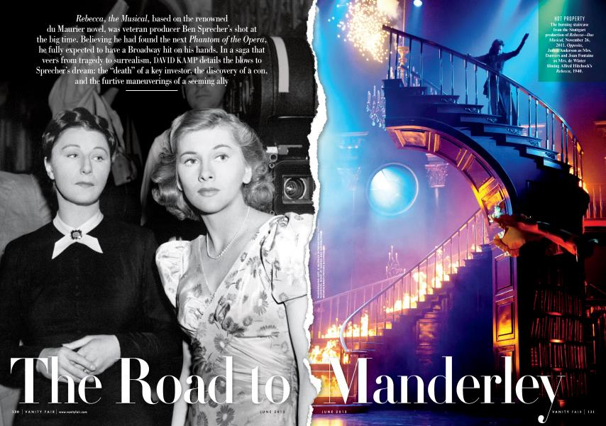 The Road to Manderley