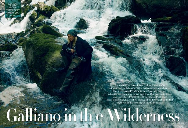 Galliano in the Wilderness