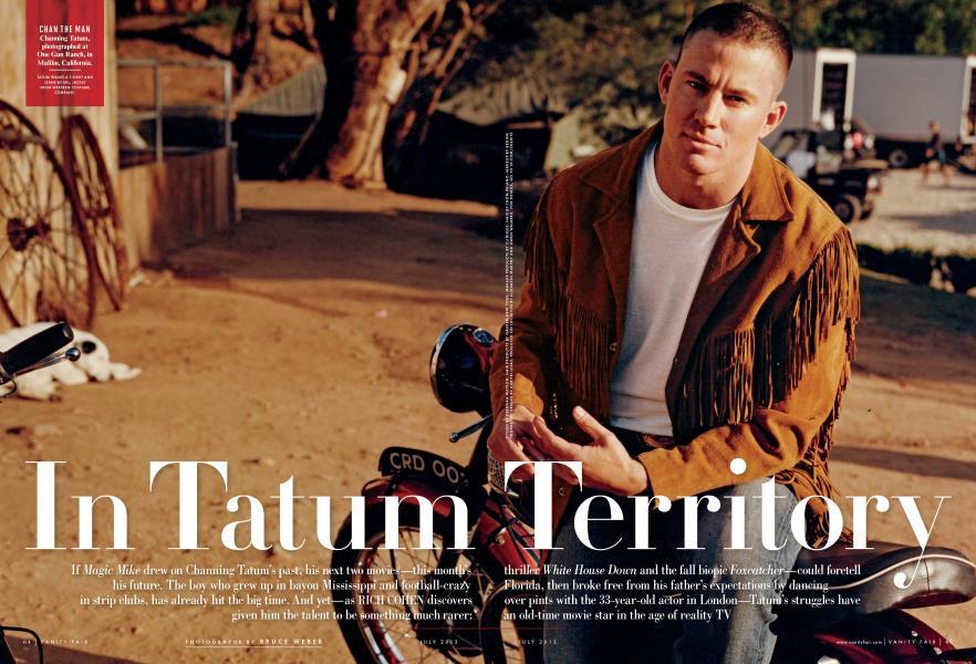 In Tatum Territory
