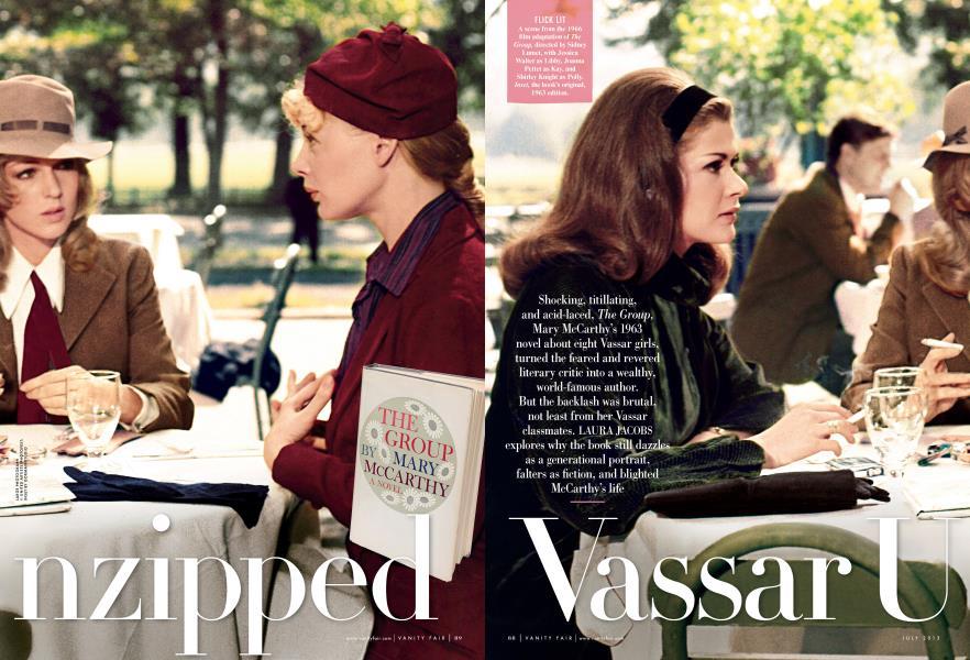 Vassar Unzipped