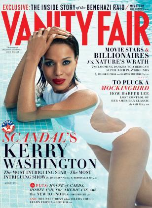 AUGUST 2013 | Vanity Fair