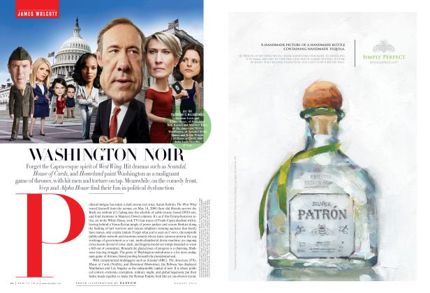 Article Preview: The Patron Spirits Company, AUGUST 2013 2013 | Vanity Fair