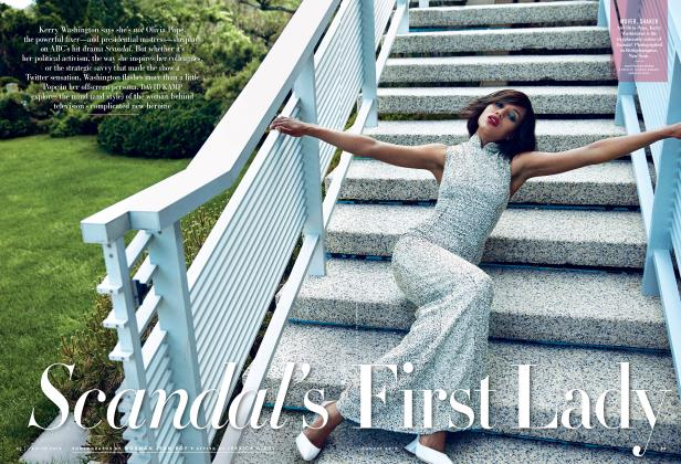 Article Preview: Scandal's First Lady, AUGUST 2013 2013 | Vanity Fair
