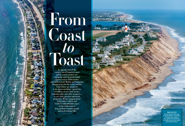 Article Preview: From Coast to Toast, August 2013 | Vanity Fair