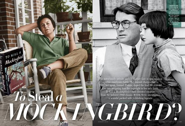 Article Preview: To Steal a MOCKINGBIRD?, AUGUST 2013 2013 | Vanity Fair