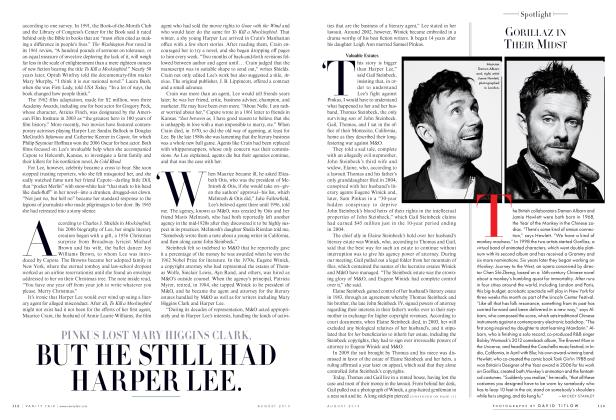 Article Preview: GORILLAZ IN THEIR MIDST, AUGUST 2013 2013 | Vanity Fair