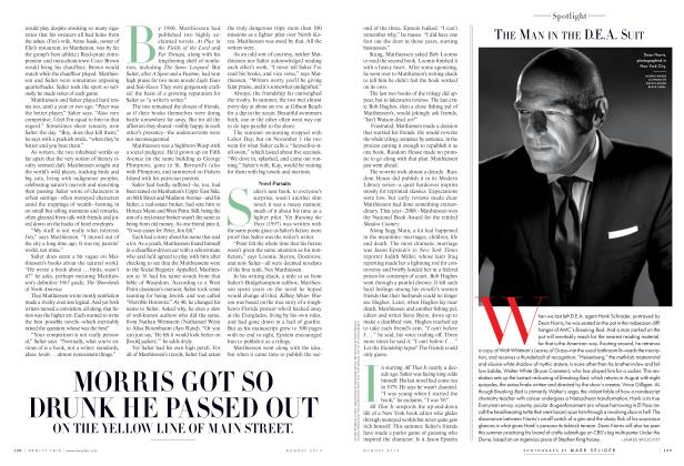 Article Preview: THE MAN IN THE D.E.A. SUIT, AUGUST 2013 2013 | Vanity Fair