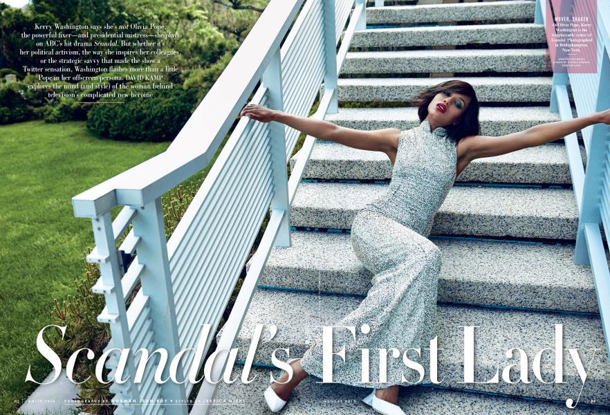 Scandal's First Lady