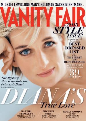 September 2013 | Vanity Fair