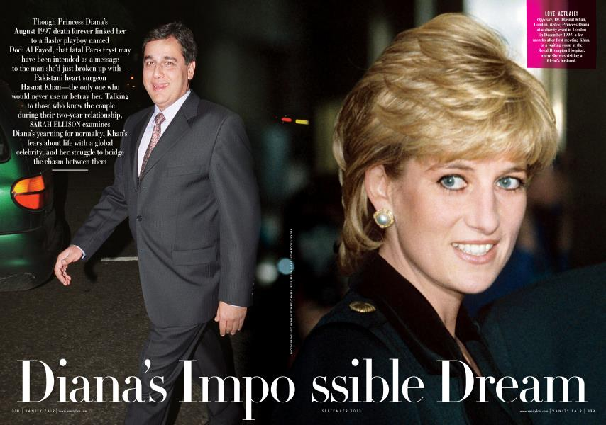 Diana's Impossible Dream