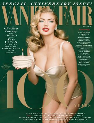 October 2013 | Vanity Fair