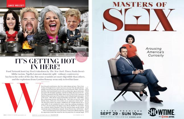 Article Preview: IT'S GETTING HOT IN HERE!, October 2013 2013 | Vanity Fair