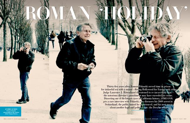 Article Preview: ROMAN 'HOLIDAY', October 2013 2013 | Vanity Fair