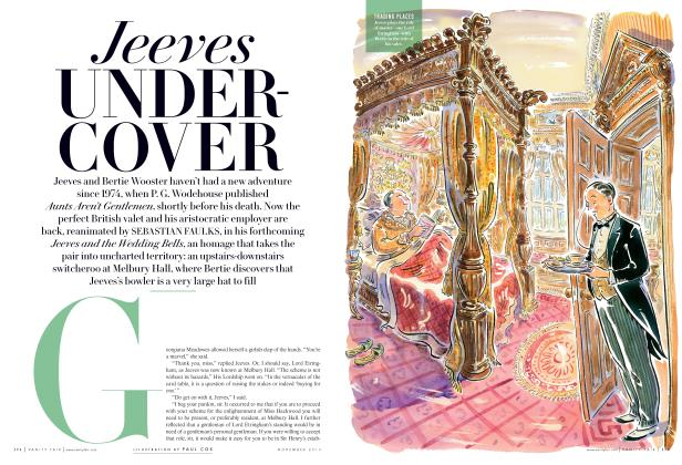 Article Preview: Jeeves UNDERCOVER, November 2013 2013 | Vanity Fair
