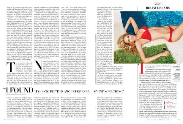 Article Preview: BIKINI DREAMS, November 2013 2013   Vanity Fair