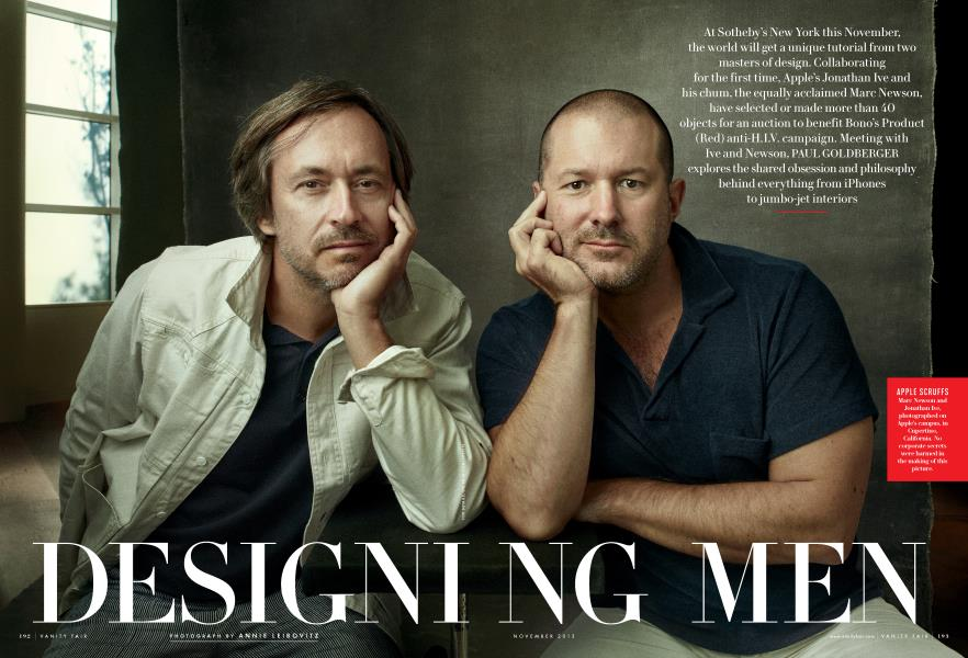 DESIGNING MEN