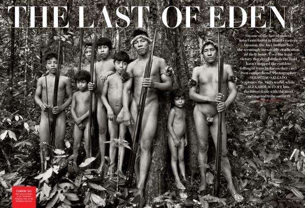 THE LAST OF EDEN