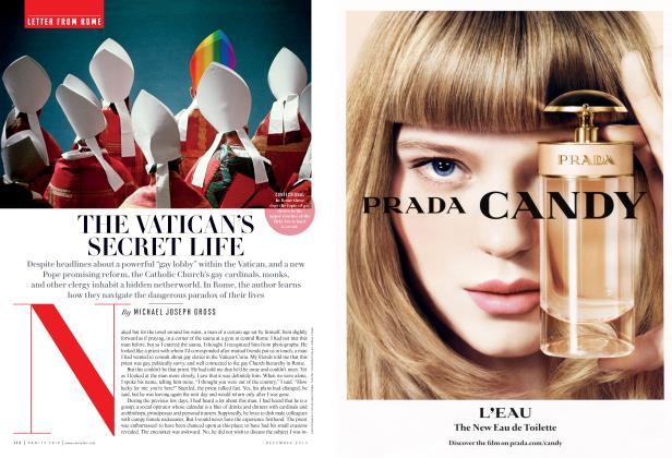 Article Preview: THE VATICAN'S SECRET LIFE, December 2013 | Vanity Fair