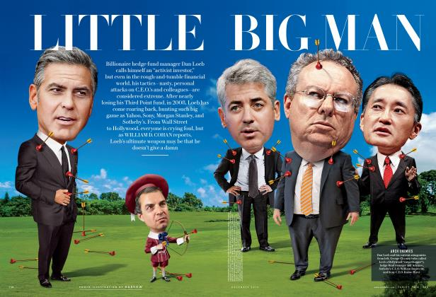 Article Preview: LITTLE BIG MAN, December 2013 2013 | Vanity Fair
