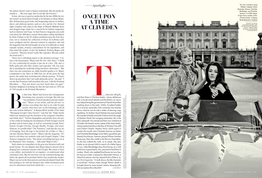 ONCE UPON A TIME AT CLIVEDEN