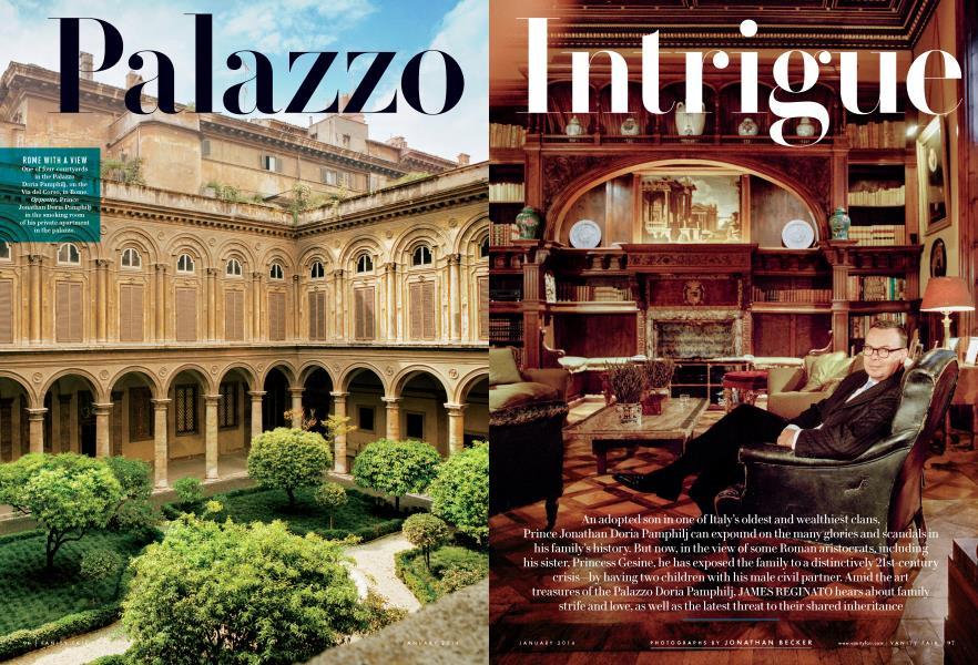 Palazzo Intrigue